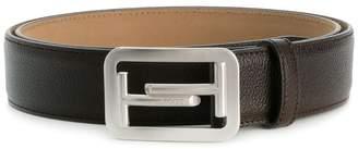 Tod's classic embellished belt