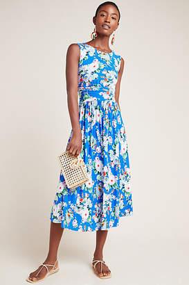 Maeve Kyla Floral Midi Dress