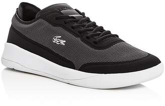 Lacoste Spirit Elite Lace Up Sneakers $99.95 thestylecure.com