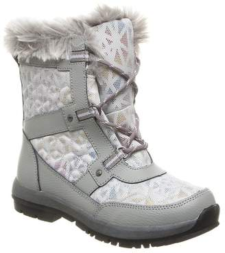 BearPaw Marina Faux Fur & Genuine Sheepskin Lined Boot (Little Kid & Big Kid)