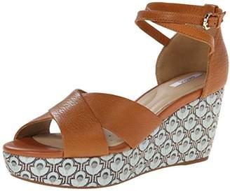 Geox Women's D Thelma 3 Wedge Sandal