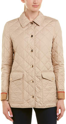 Burberry Westbridge Diamond Quilted Jacket