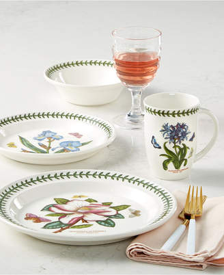 Portmeirion Dinnerware Botanic Garden Collection