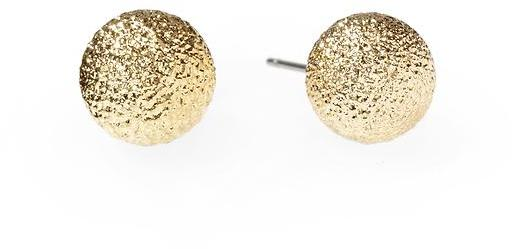 Hive & Honey Etched Ball Stud Earring