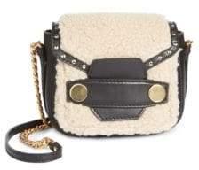 Stella McCartney Faux Fur Shoulder Bag
