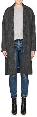 Giada Forte Women's Linen-Blend Coat