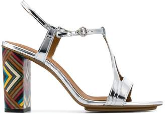 282f40016dff See by Chloe strappy sandals with embellished heel