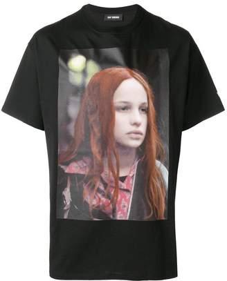 Raf Simons Christiane F. T-shirt