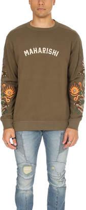 MHI 6162 Original Dragon Crew Sweatshirt