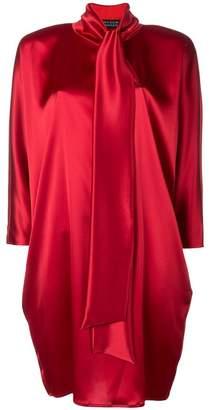 Gianluca Capannolo bow tie dress