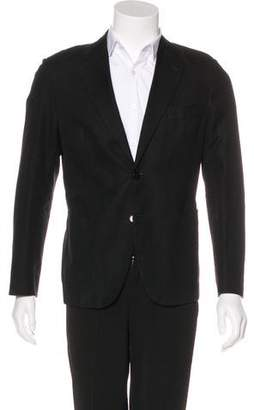 Tonello Deconstructed Two Button Blazer