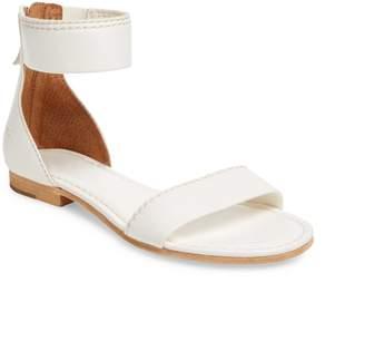 Frye Women's Carson Ankle Zip Sandals