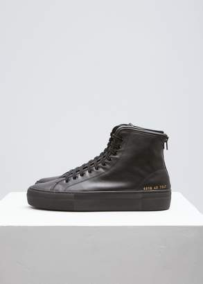Common Projects Woman by Tournament High Super Sneaker