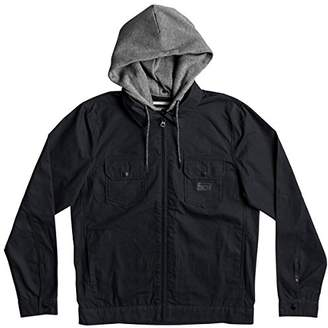 Quiksilver Men's Tionaga Bomber Insulated Jacket
