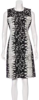Reed Krakoff Jacquard Sheath Dress