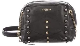 Lanvin Mini Sugar Studded Crossbody Bag