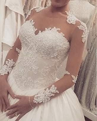 SecondSkinBodysuit Natural (Nude) Sheer Bodysuit Bridal Cover up M /