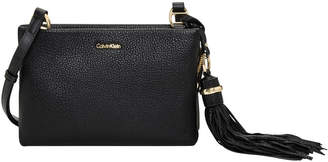 Calvin Klein Ruby Zip Top Crossbody Bag