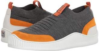 Ermenegildo Zegna Techmerino Wave Slip-On Sneaker Men's Shoes