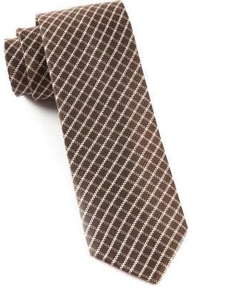 The Tie Bar Textured Checks