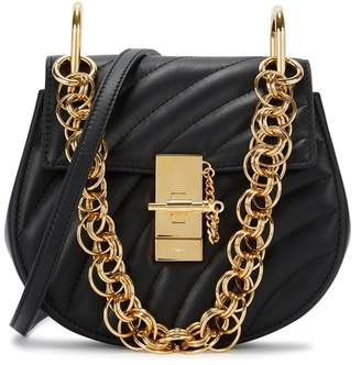 Chloé Drew Bijou Mini Leather Shoulder Bag