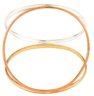 Maison Margiela Tri-Color Bangle