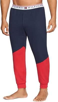 47591f21 Tommy Hilfiger Color-Block Lounge Jogger Pants