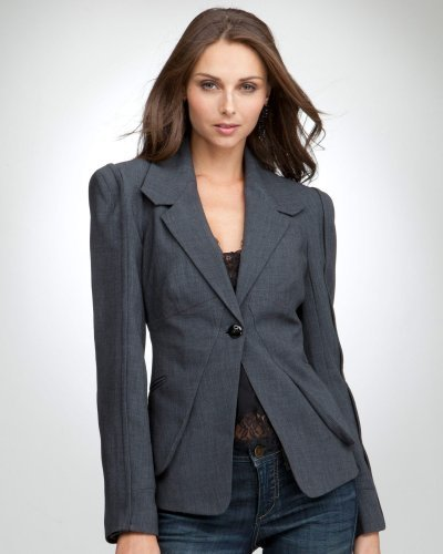 Laura Buckle Jacket
