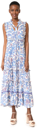 SPELL Etienne Maxi Dress $225 thestylecure.com