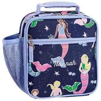 Pottery Barn Kids Mackenzie Navy Mermaid Backpacks
