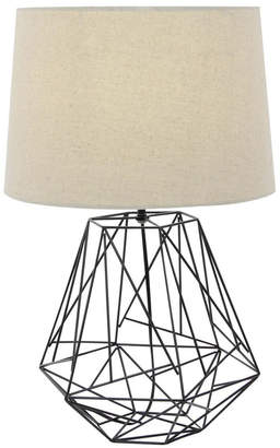 Uma Enterprises 25In Wire Table Lamp