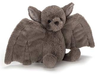 Jellycat Medium Bashful Bat Stuffed Animal