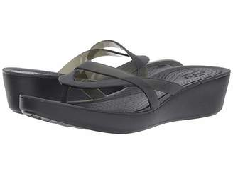 Crocs Isabella Wedge Flip