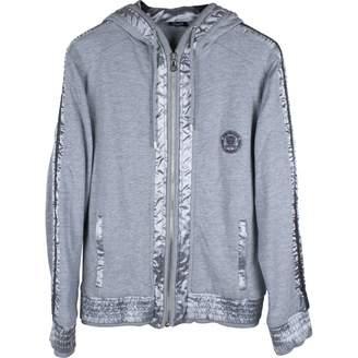 Dolce & Gabbana Grey Cotton Knitwear & Sweatshirts