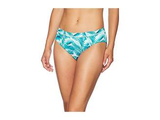Tommy Bahama Active Among Frond High-Waist Bottom Women's Swimwear