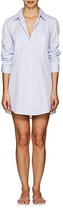 The Sleep Shirt Women's Neat Cotton Slim Short Sleep Shirt