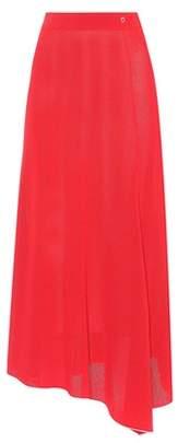 Salvatore Ferragamo Knitted maxi skirt