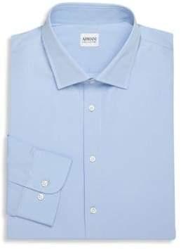 Armani Collezioni Regular-Fit Dress Shirt