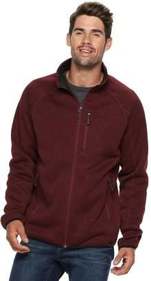 ZeroXposur Men's Beamer Sweater Fleece Jacket
