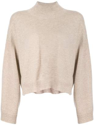 ATM Anthony Thomas Melillo cropped sweater