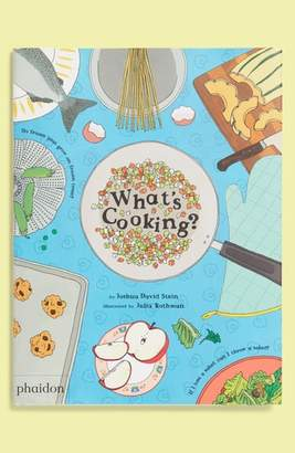 Phaidon PRESS What's Cooking Book