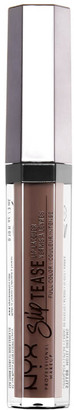 NYX Slip Tease Full Color Lip Lacquer (Various Shades) - Under Cover Babe