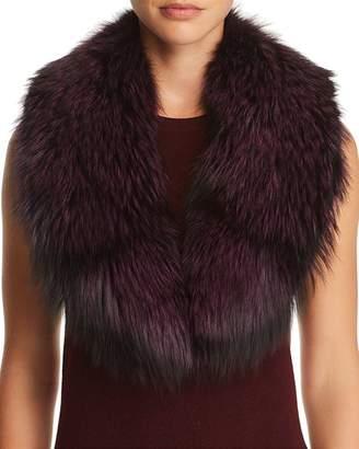 Maximilian Furs Fox Fur Collar - 100% Exclusive