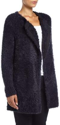 M&Co VIZ-A-VIZ soft knit long cardigan