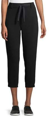 Vince Easy Cropped Pull-On Pants