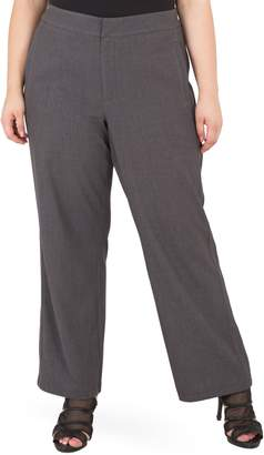 Standards & Practices Aline High Rise Suit Pants
