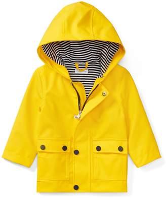 Ralph Lauren Hooded Rain Coat