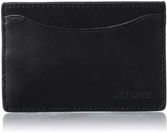 Jack Spade Men's Holiday Gift Credit Card Holder and Money Clip