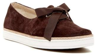 UGG Australia Carilyn UGGpure(TM) Lined Lace-Up Flat $110 thestylecure.com
