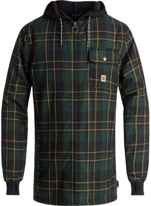 c5234ac2a3c DC Backwoods Insulated Flannel Shirt - Men s